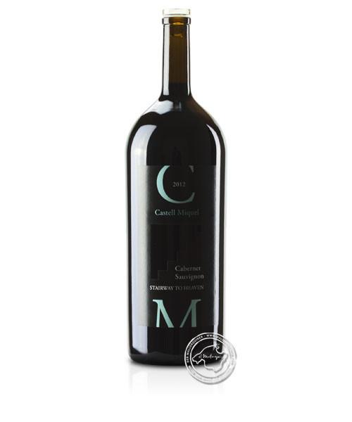 Castell Miquel Stairway Cab. Sauvignon Mgn., Vino Tinto 2015, 1,5-l-Flasche