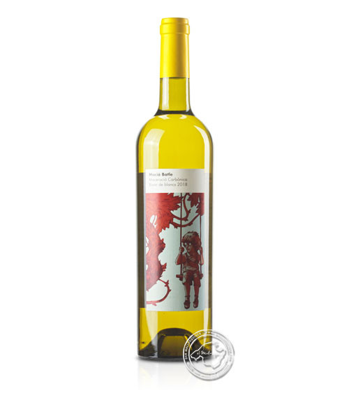 Carbonica Blanc, Vino Blanco 2018, 0,75-l-Flasche