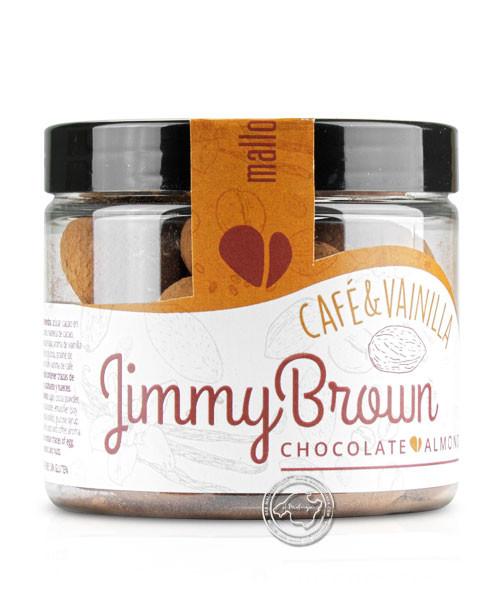 Mallorca Fruits Gran Seleccion Almendra JimmyBrown Coffee&Vanilla, 125 g