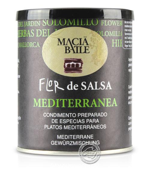 Macia Batle Flor Salsa Mediterranea, 100 g