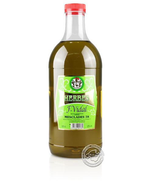Hierbas Semi, 25 %, 3-l-Flasche