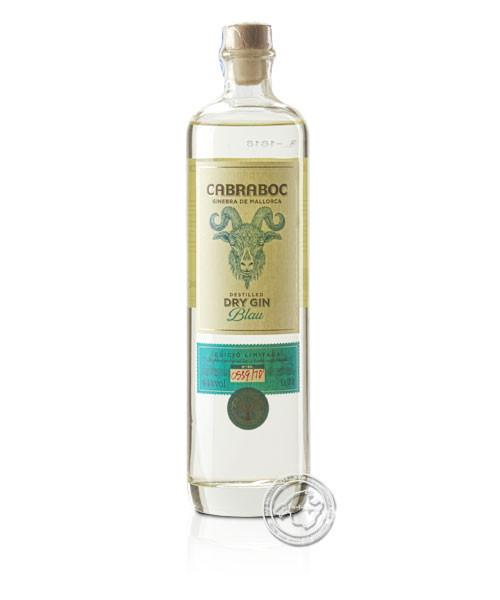Cabraboc Blau Gin, 44 % vol.