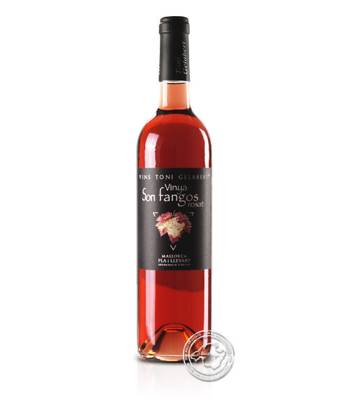 Vinya Son Fangos Rosat eco., Vino Rosado 2018, 0,75-l-Flasche