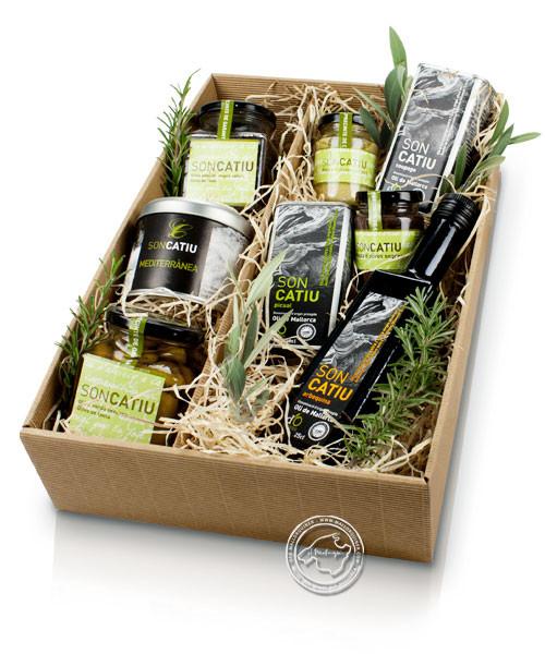 Genießerpaket Alles Olive