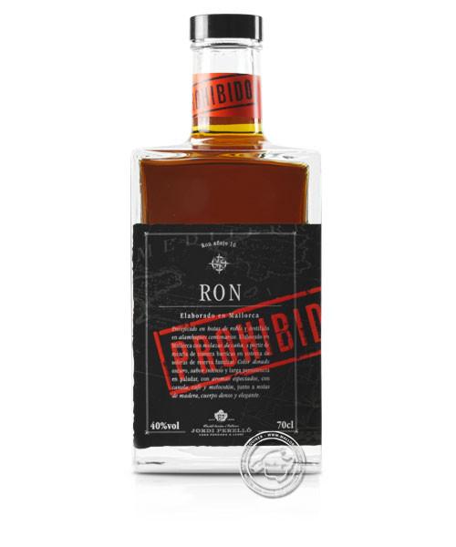 Ron Prohibido Premium, 40 %, 0,7-l-Flasche