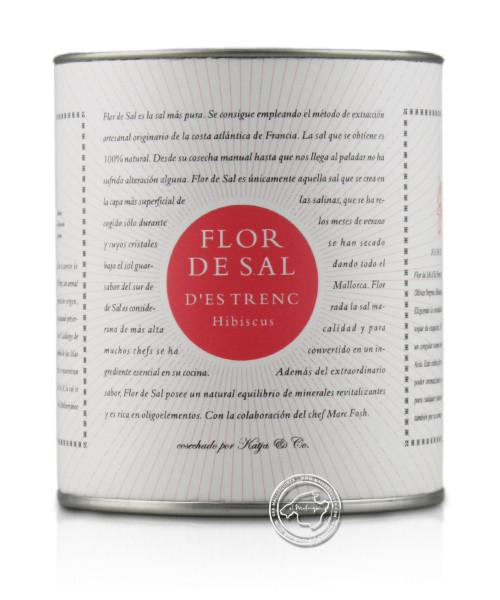 Gusto Mundial Flor de Sal con Hibiscus, 150 g