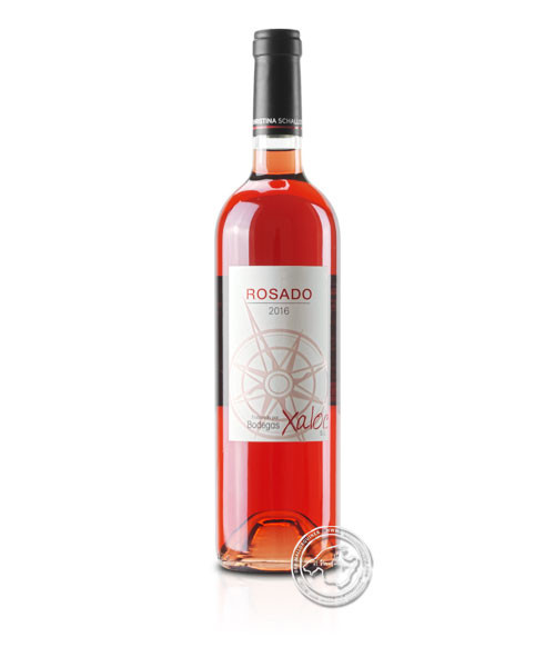 Bodegas Xaloc Rosat, Vino Rosado 2017