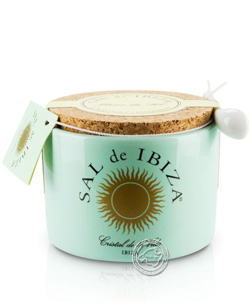 SAL de IBIZA® »Fleur de Sel« im Tontöpfchen, 150 g