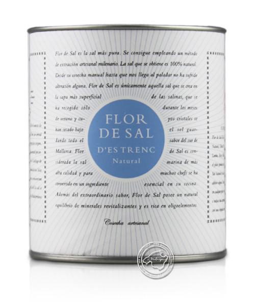 Gusto Mundial Flor de Sal Natural bio intereco, 180 g