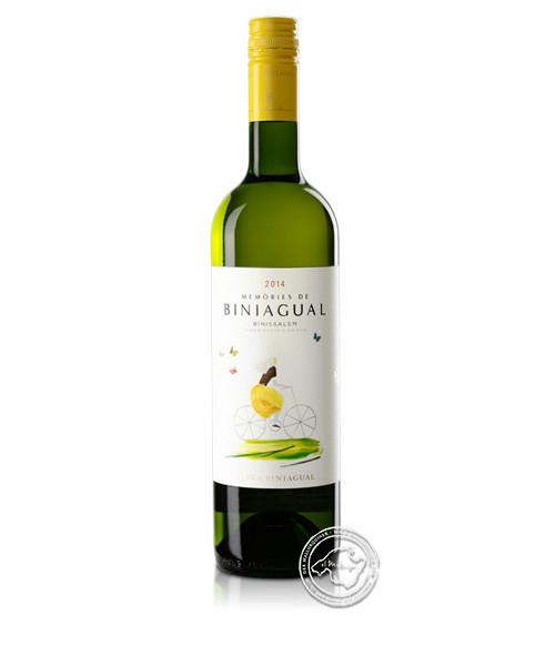 Biniagual Memòries Blanc, Vino Blanco 2019, 0,75-l-Flasche