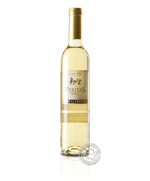 Veritas Dolc Blanc, Vino Blanco 2018, 0,5-l-Flasche