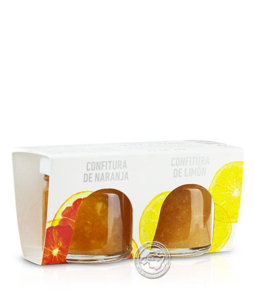 Glosa Marina Mermelada Dolce de Limon y Naranja, 80 g