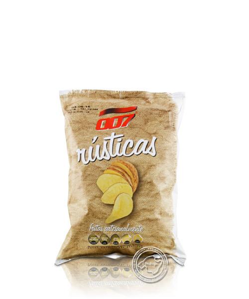 Patatas Fritas Rusticas, 45 g