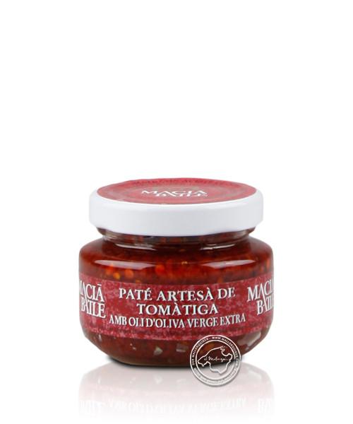 Macia Batle Paté artesà de tomàtiga - Tomatenpaté in Olivenöl Virgen Extra, 129/71 g