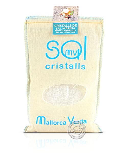Mallorca Verda - Cristalls de Sal Marina Es Trenc, 200 g