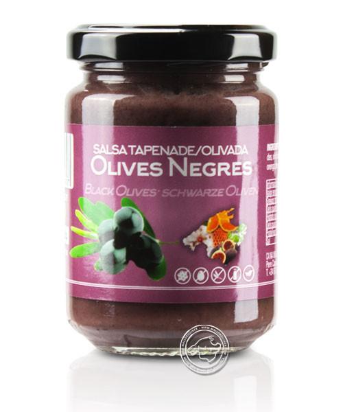 Mallorca Verda Tapenade olives negres, 120 g