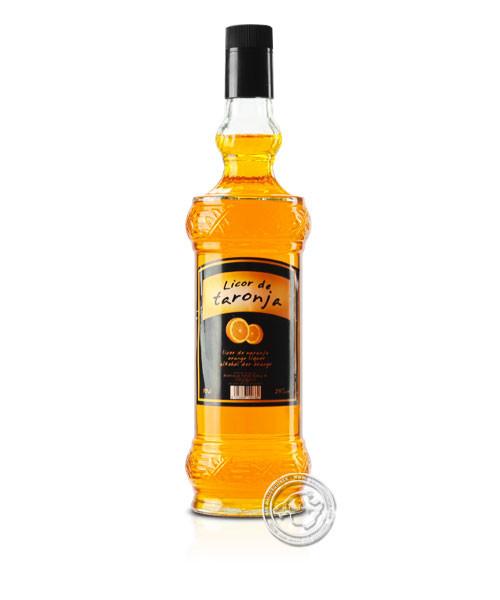 Licor de naranja 20 % vol, 0,7-l-Flasche