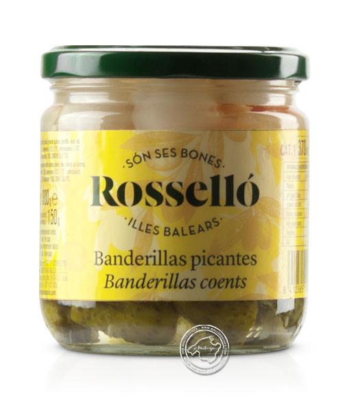 Rossello Bandarillas en Vinagre, 300/170 g