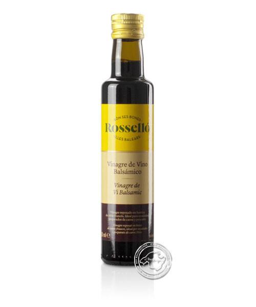 Rosselo Vinagre Balsamic de vi, Balsamicoessig, 0,25 l
