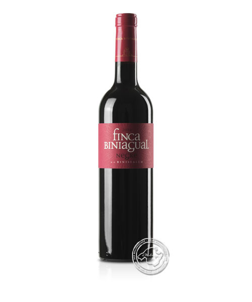 Biniagual Negre, Vino Tinto 2017, 0,75-l-Flasche