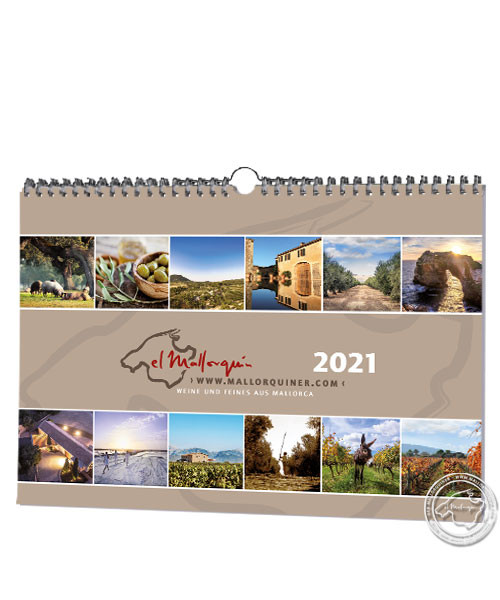 Der Mallorquiner Kalender 2021
