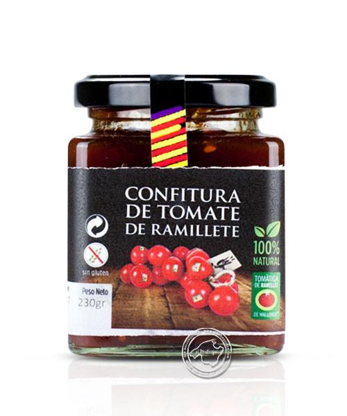 Confitura de Tomate de Ramillete, Tomatenkonfitüre, 230 g