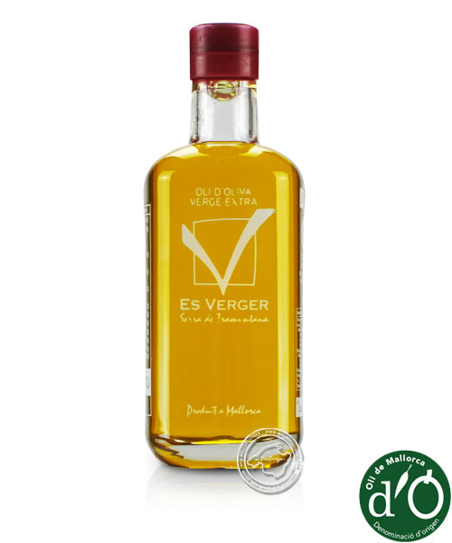 Es Verger Oli d´oliva Verge Extra, ecologic, 0,5 l
