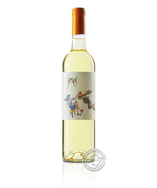 Terra de Falanis Serps, Vino Blanco 2016, 0,75-l-Flasche