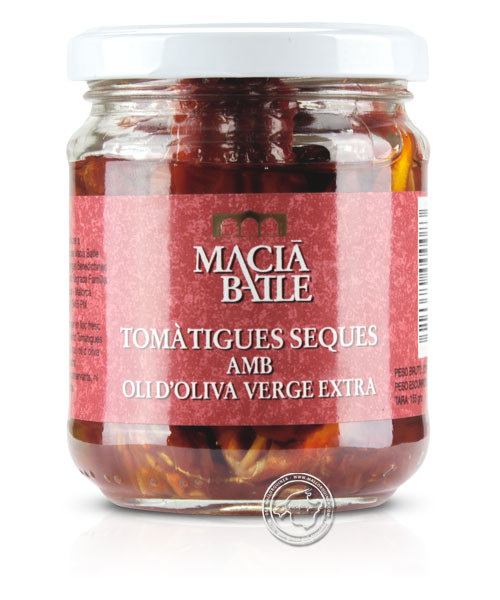 Macia Batle Tomatigues Seques - getr. Tomaten in Olivenöl, 336/244 g