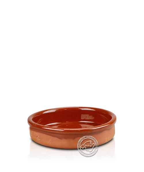Keramik-Schale halblasiert 13 cm, je Stück