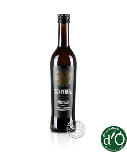 Son Perera Oli d´oliva Virgen Extra Arbeqiona D.O., 0,5 l