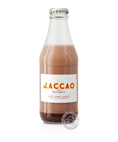 Laccao - Batido de Cacao - Der Kultkakao aus Mallorca, 0,2-l-Flasche