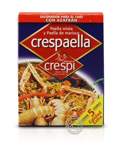 Especias Crespi Crespaella Mixta Pescado, 20 g