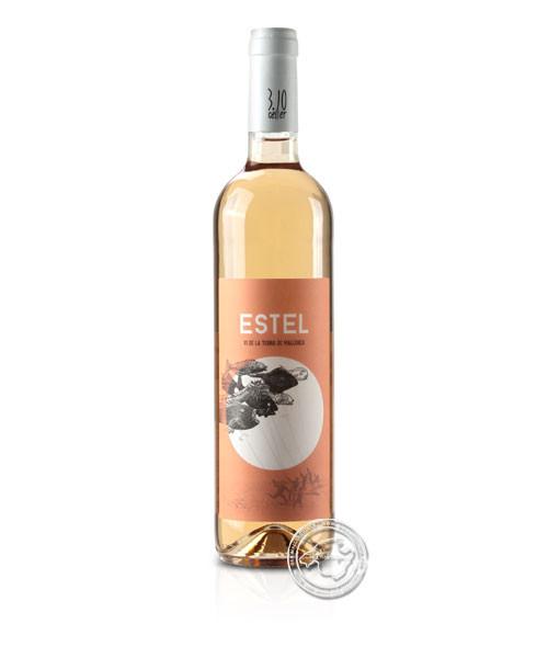 3.10 Celler Estel, Vino Rosado 2020, 0,75-l-Flasche