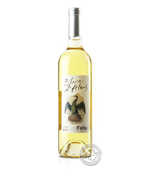 Can Feliu Blanc d´Alens, Vino Blanco 2019, 0,75-l-Flasche