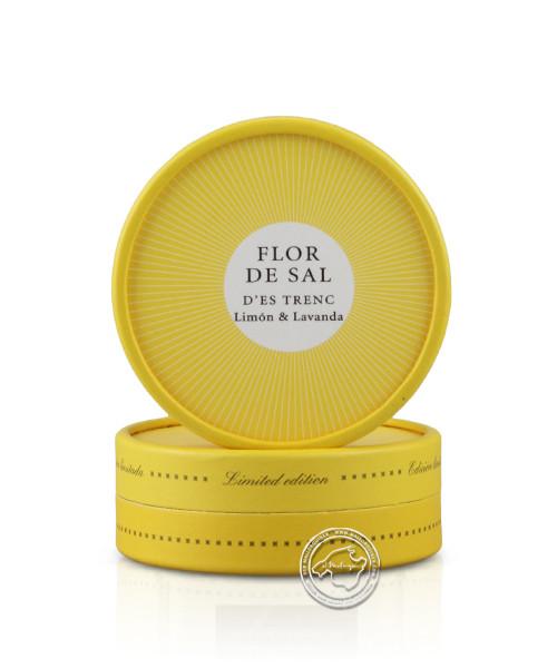 Gusto Mundial Flor de Sal Limon & Lavanda Edicion limitada, 60 g