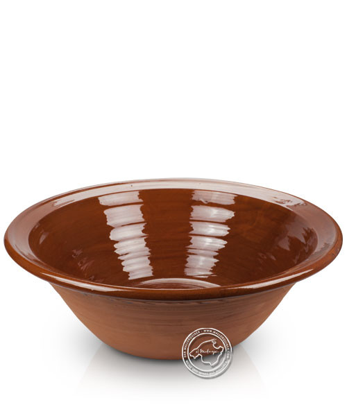 Keramik-Topf, mit 2 Griffen, Olla-Campo-Serie, Ø 45cm je Stück