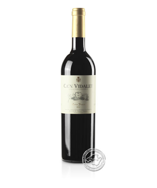 Terra Fusca, Vino Tinto 2014, 0,75-l-Flasche