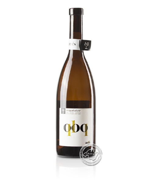 QBQ Blanc, Vino Blanco 2019, 0,75-l-Flasche