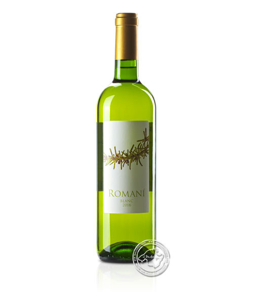 Romani Blanc, Vino Blanco 2019, 0,75-l-Flasche