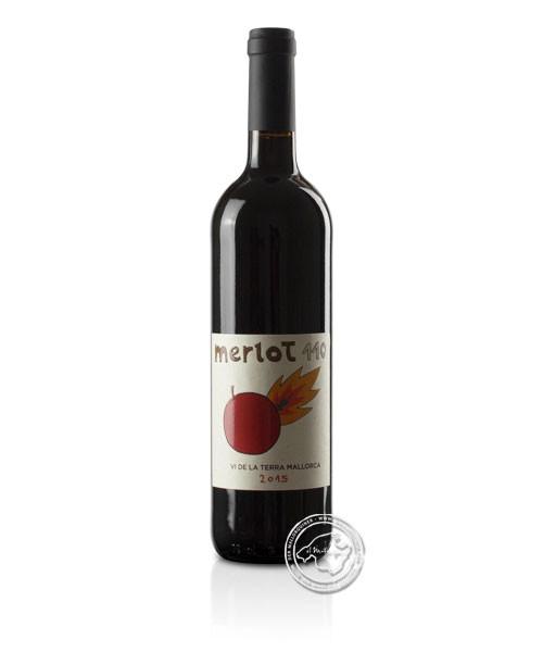 Merlot 110, Vino Tinto 2015, 0,75-l-Flasche