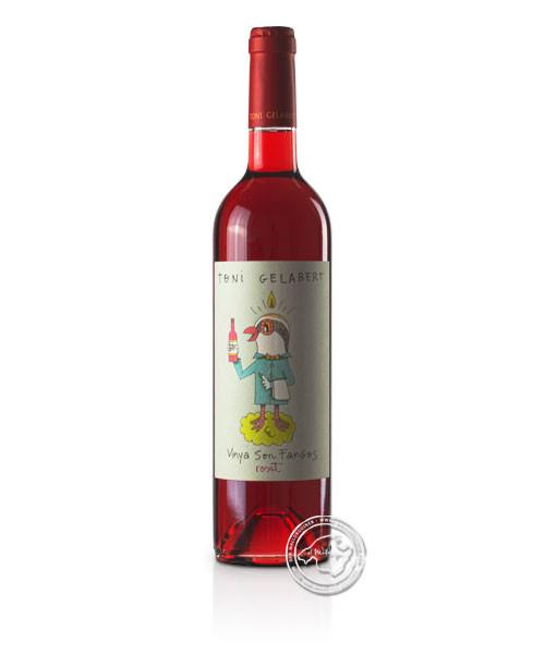 Vinya Son Fangos Rosat eco., Vino Rosado 2019, 0,75-l-Flasche