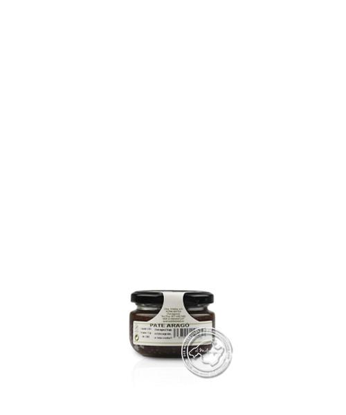 Rosselo Pate de Olives Negres Arago, 100 g