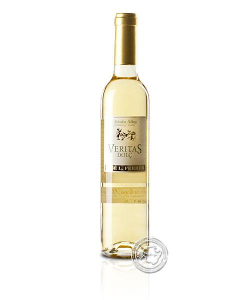 Jose L. Ferrer Veritas Dolc Blanc, Vino Blanco 2019, 0,5-l-Flasche