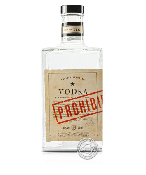 Perello Vodka Prohibido, 40 % vol.