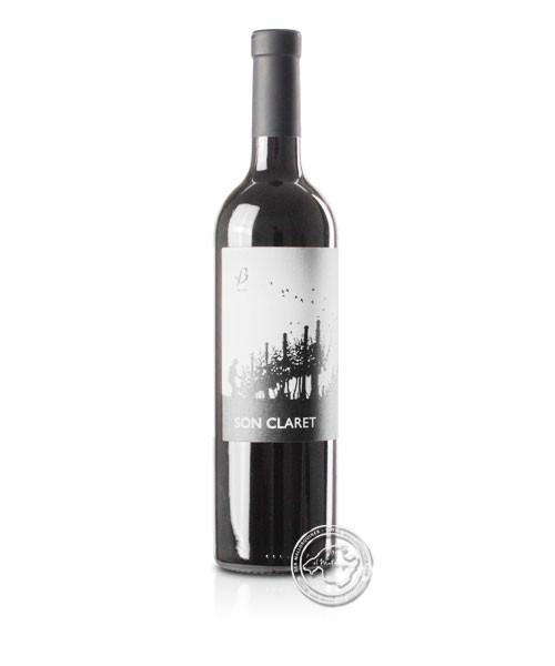Butxet Merlot de son Claret, Vinto Tinto 2018, 0,75-l-Flasche