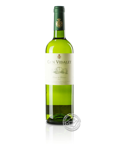 Ca`n Vidalet Blanc, Vino Blanco 2016