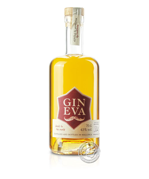 Eva´s Distillery Gin Eva Old Tom 43°, 0,7-l-Flasche
