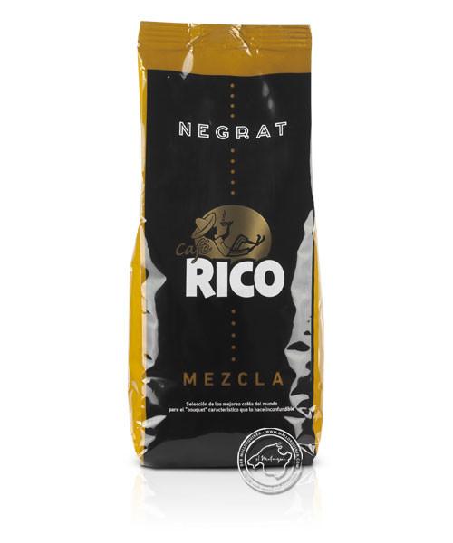 Cafe Rico Negrat Mezcla 75/25 %, Superior, 1 kg