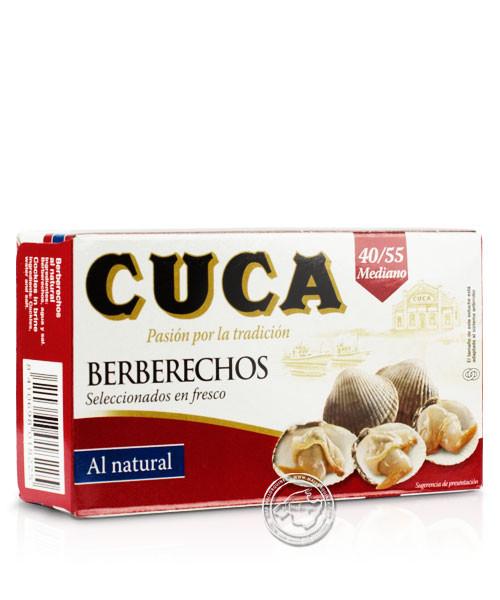 Cuca Berberechos, 63-g-Packung